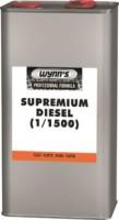 Supremium Diesel (1/1500) - присадка для улучшения качества дизельного топлива